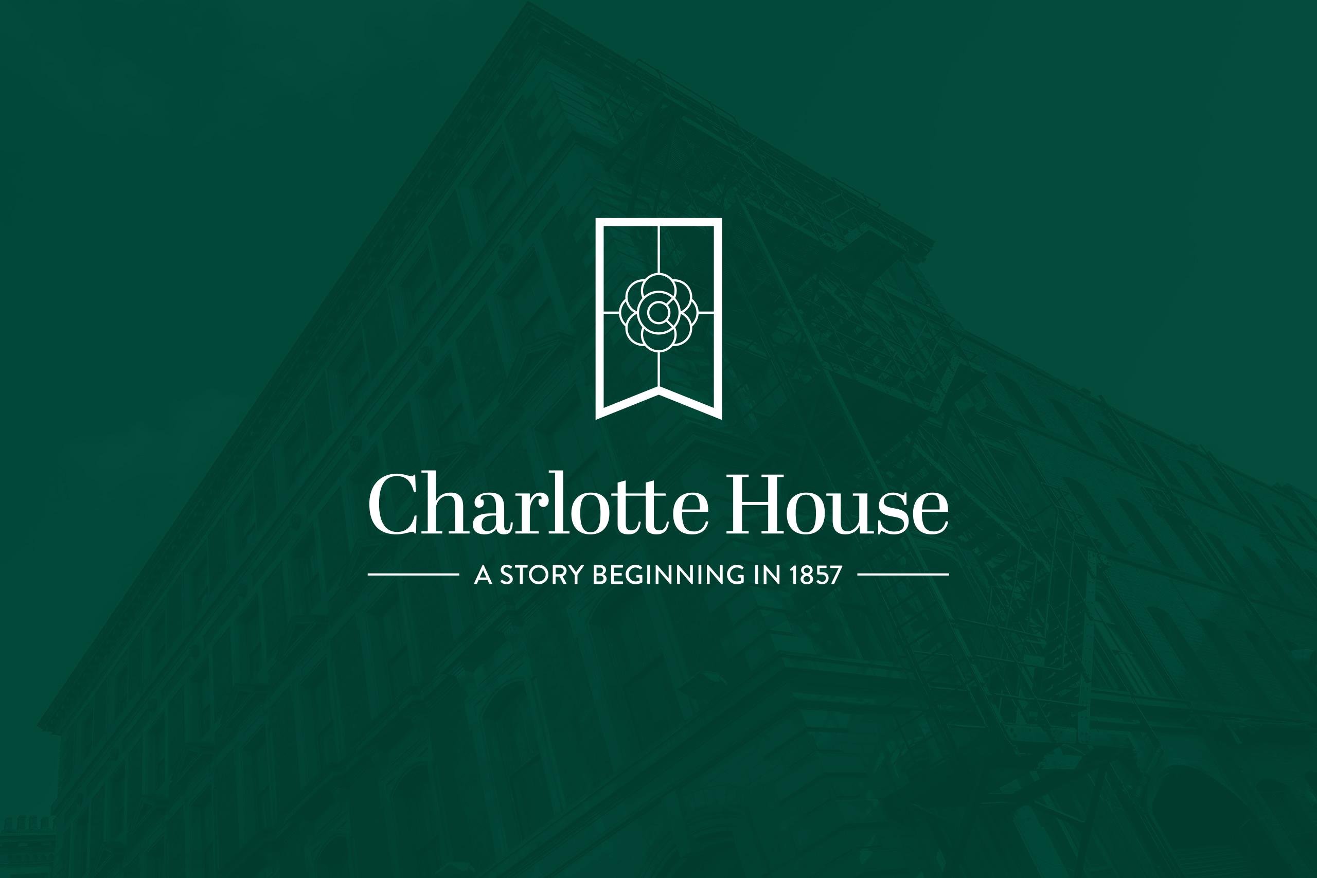 Charlotte House - Deloitte Real Estate Branding