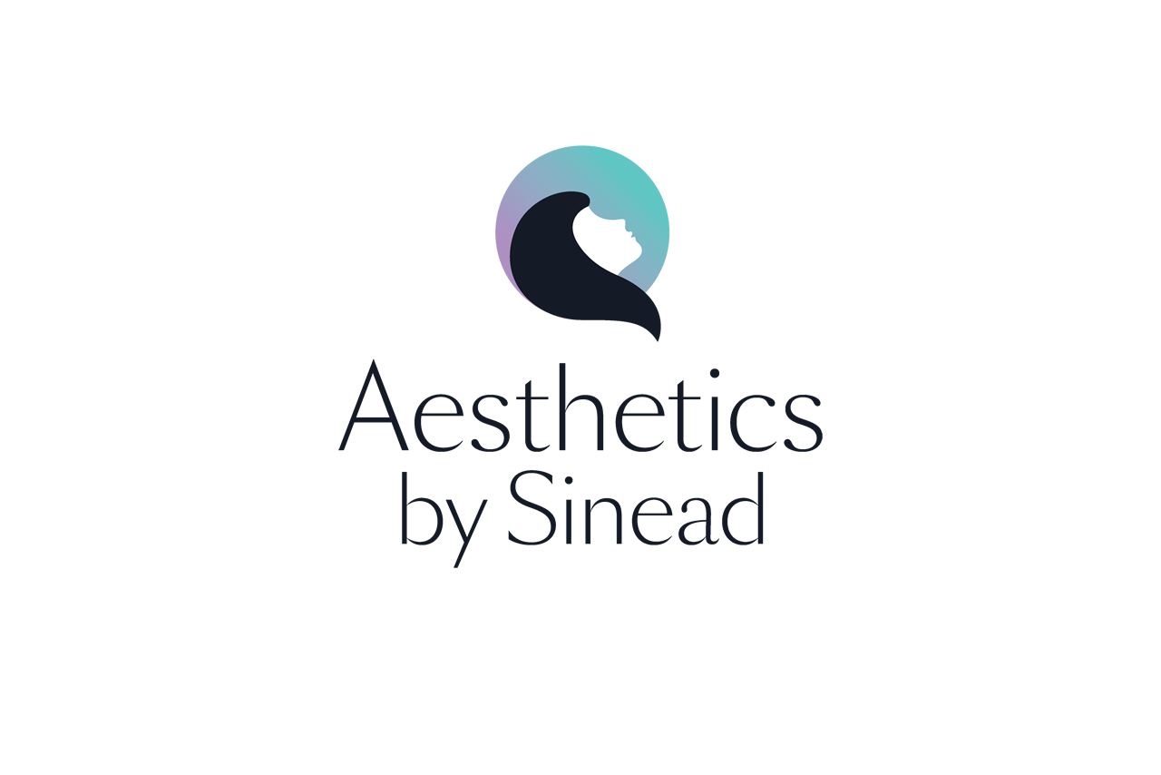 Aesthetics by Sinead logo design