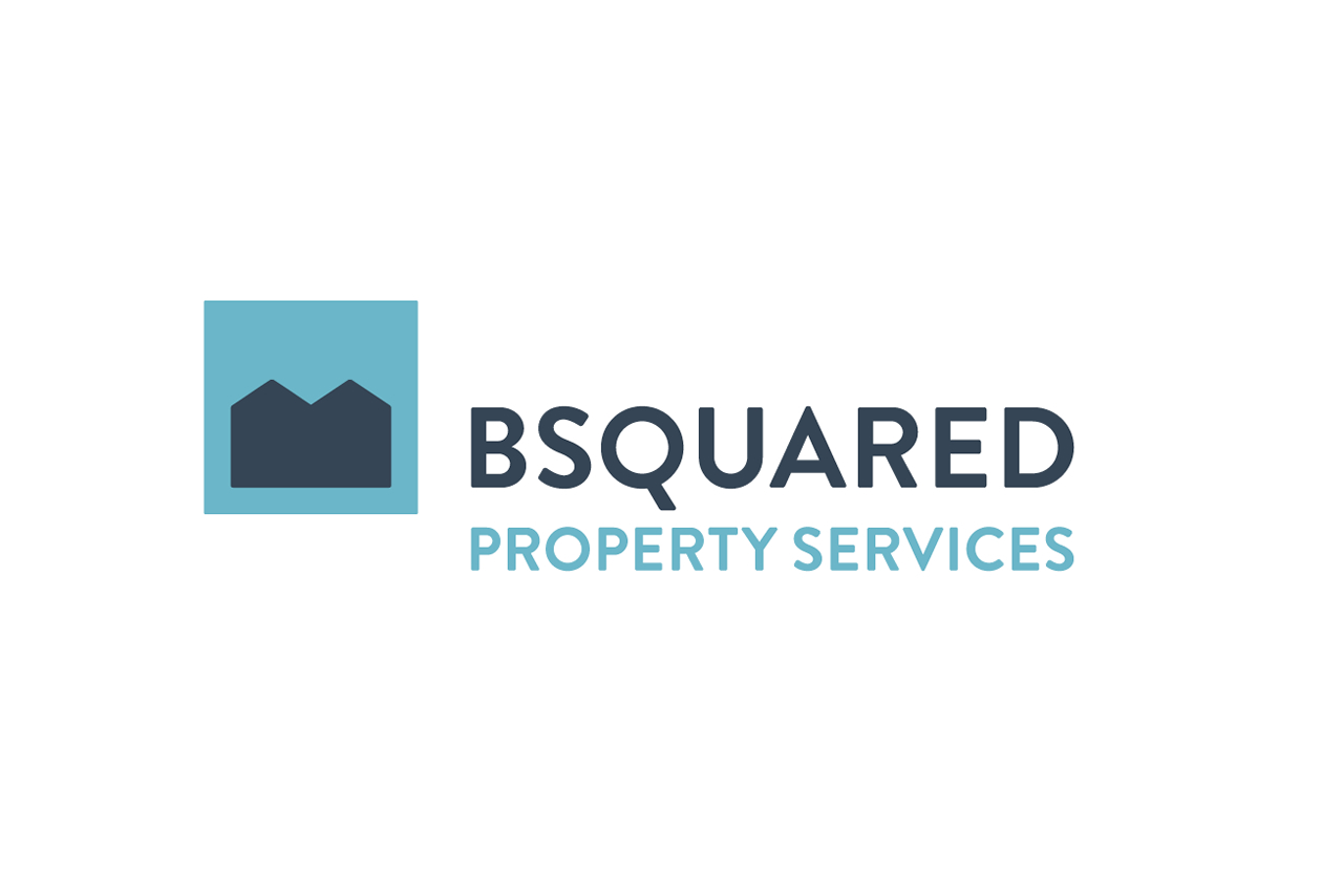 Bsquared Property Services Logo Design