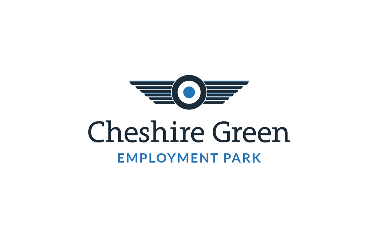 Cheshire Green Logo Design
