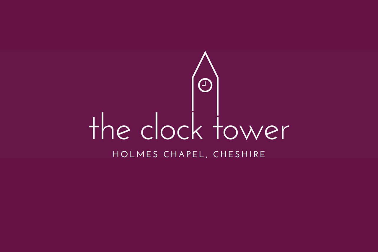 Clock Tower Logo Design