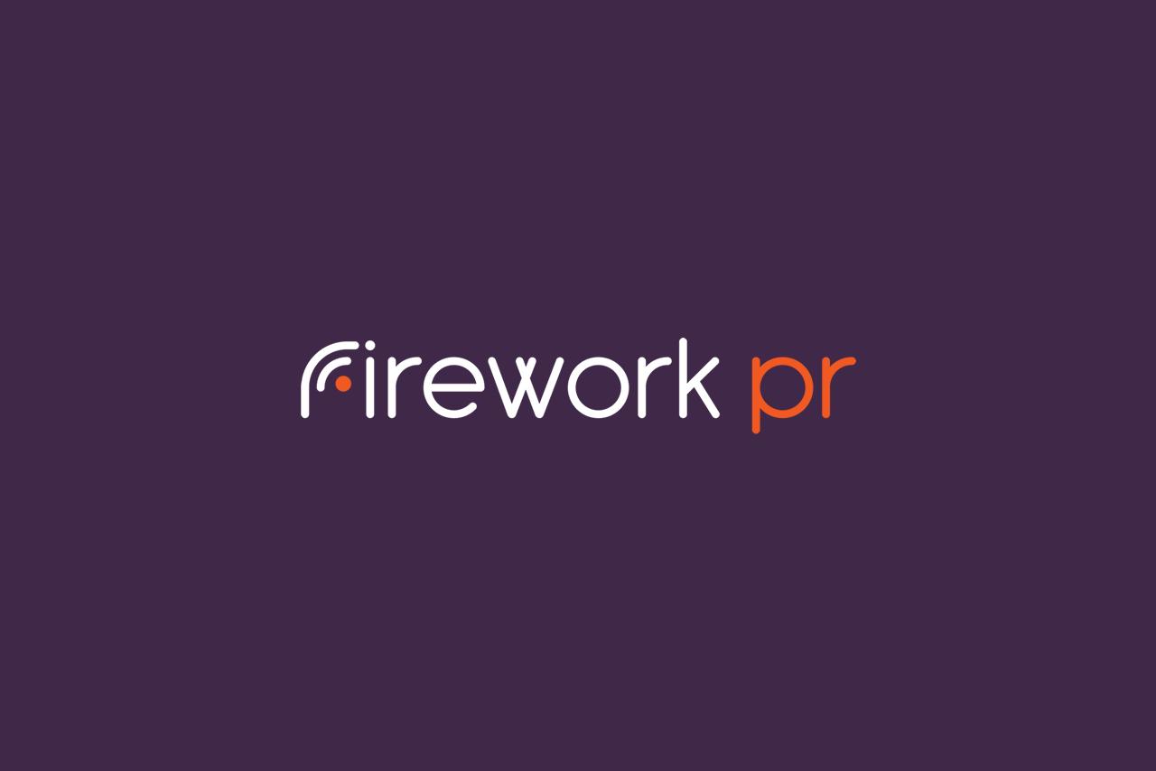 Firework PR Logo Design