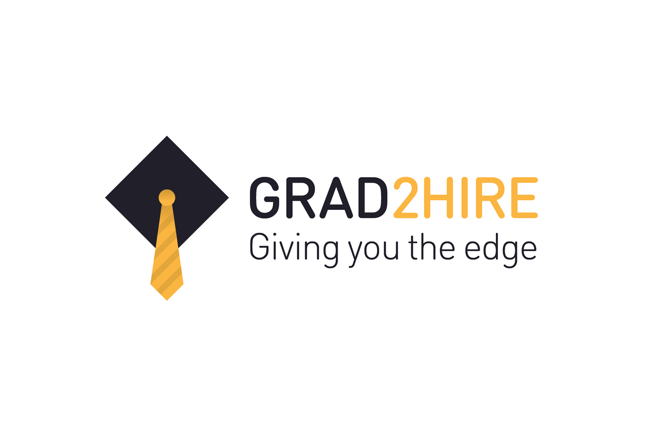 Grad2Hire Logo Design
