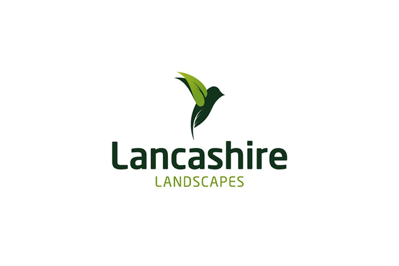 Lancashire Landscapes - Logo Design