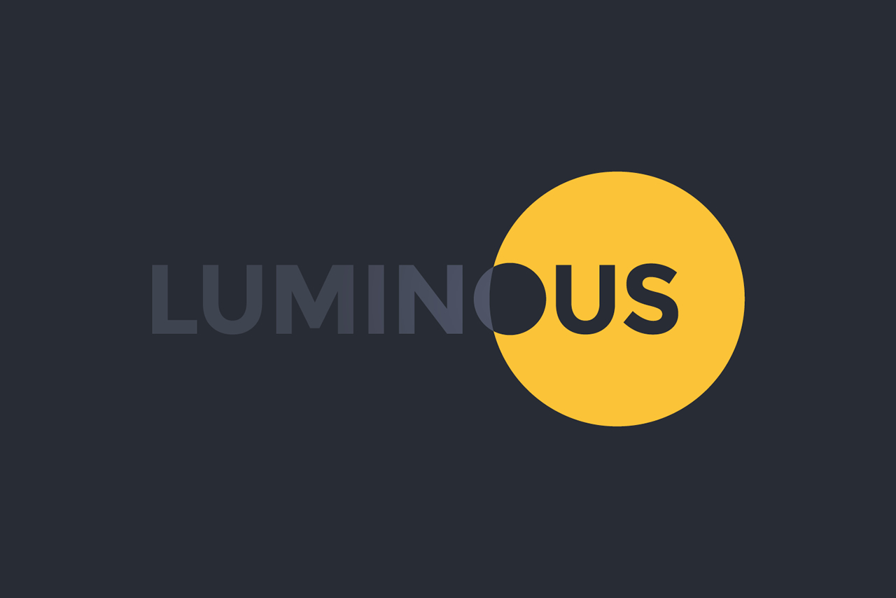 Luminous Logo Design