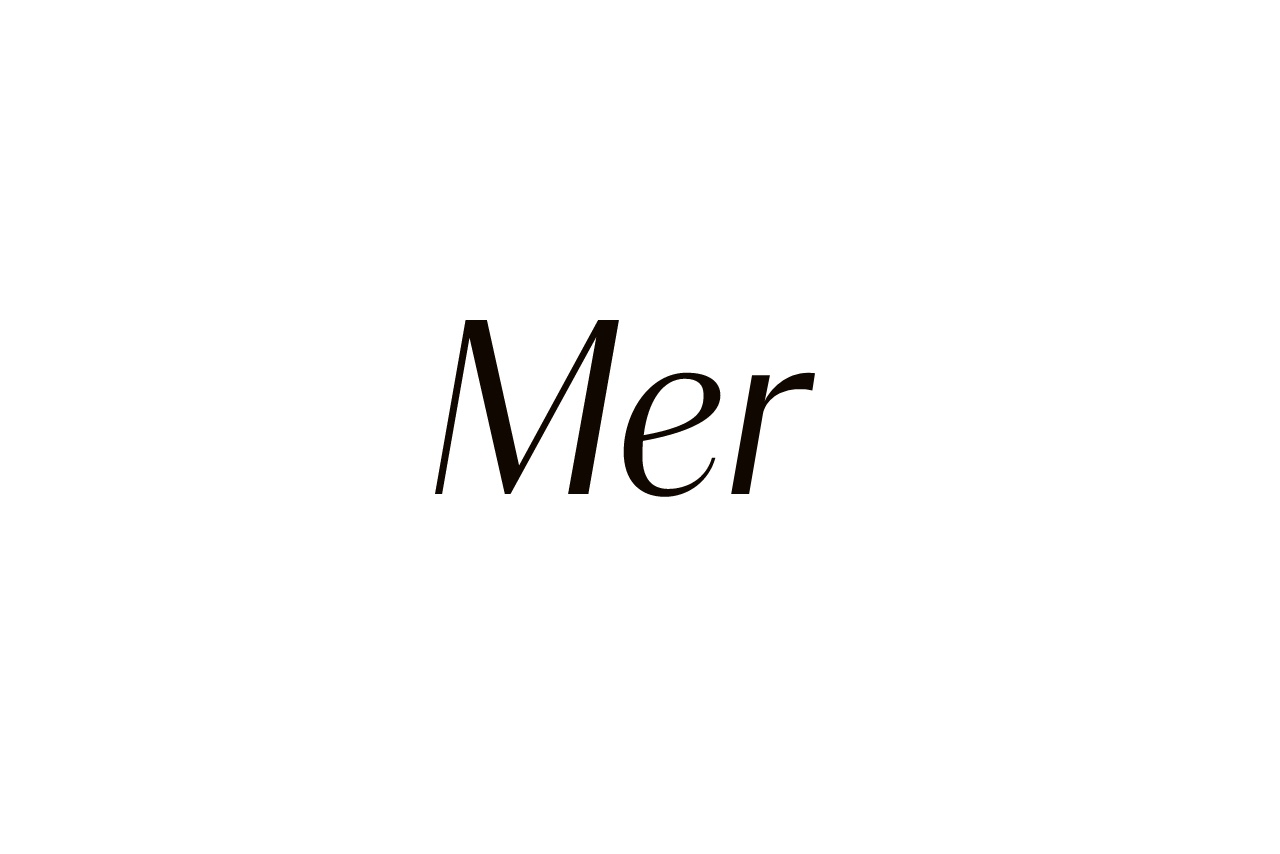 Mer Hair & Beauty - Logo Design