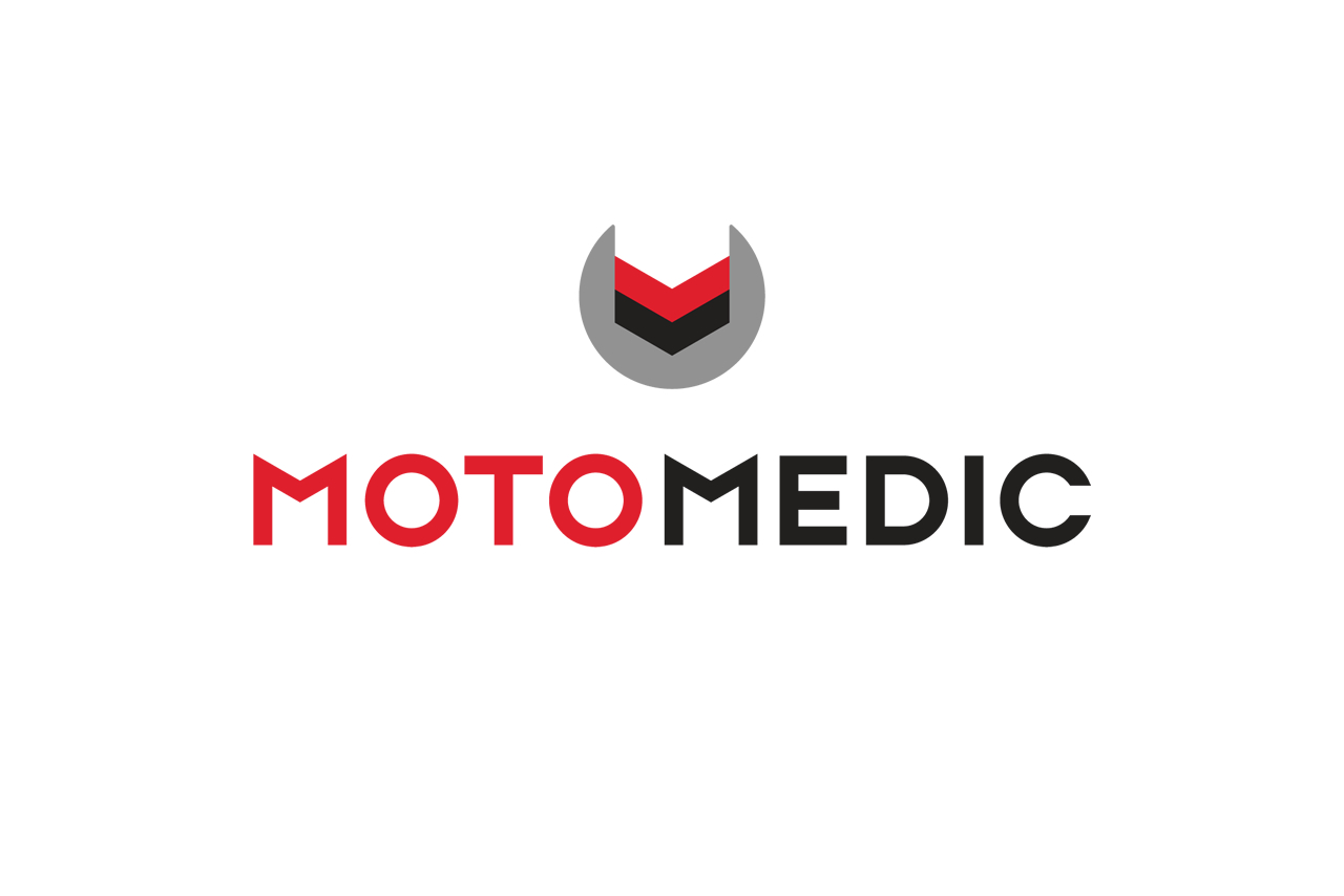 Moto Medic Logo Design