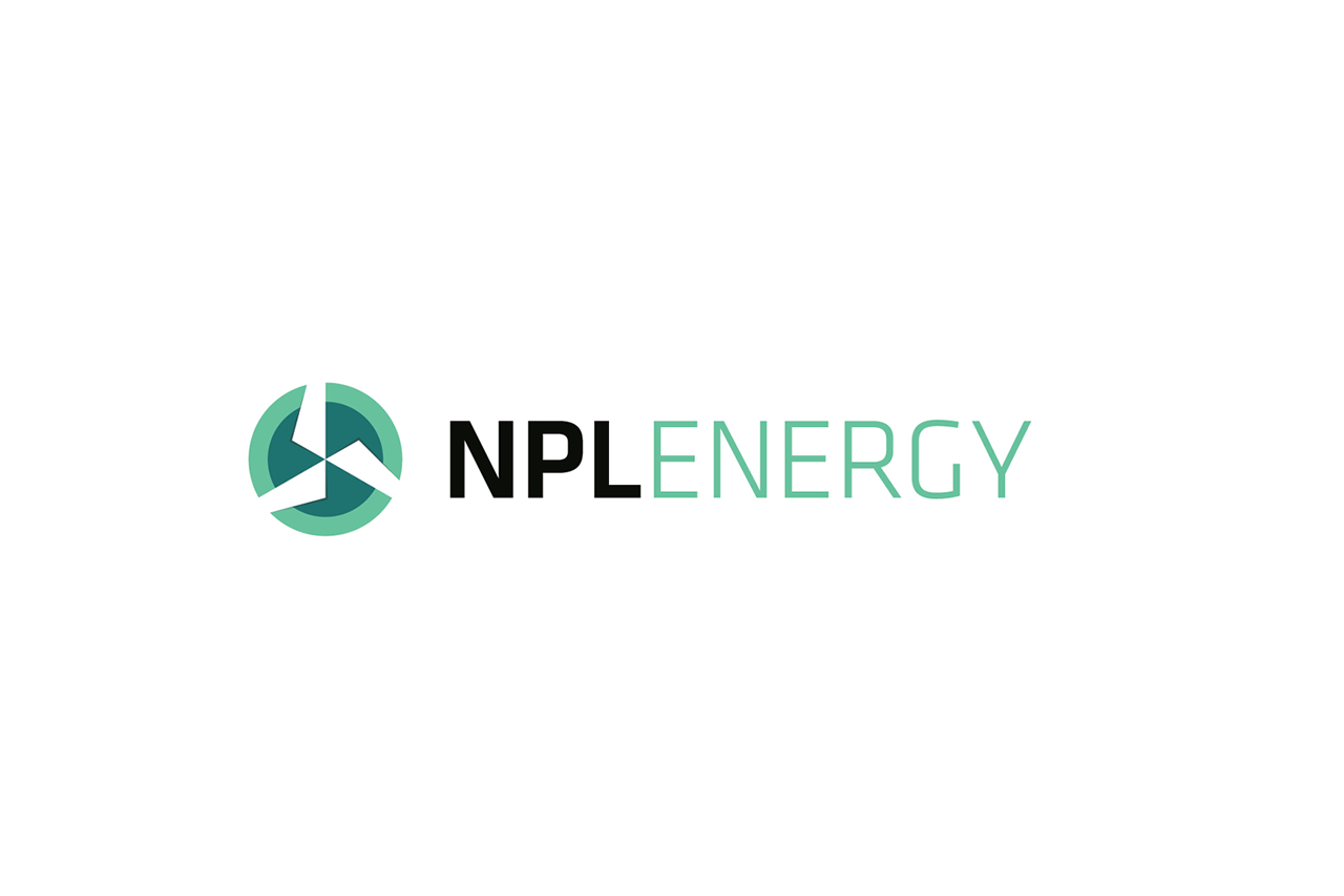 NPL Energy Logo Design