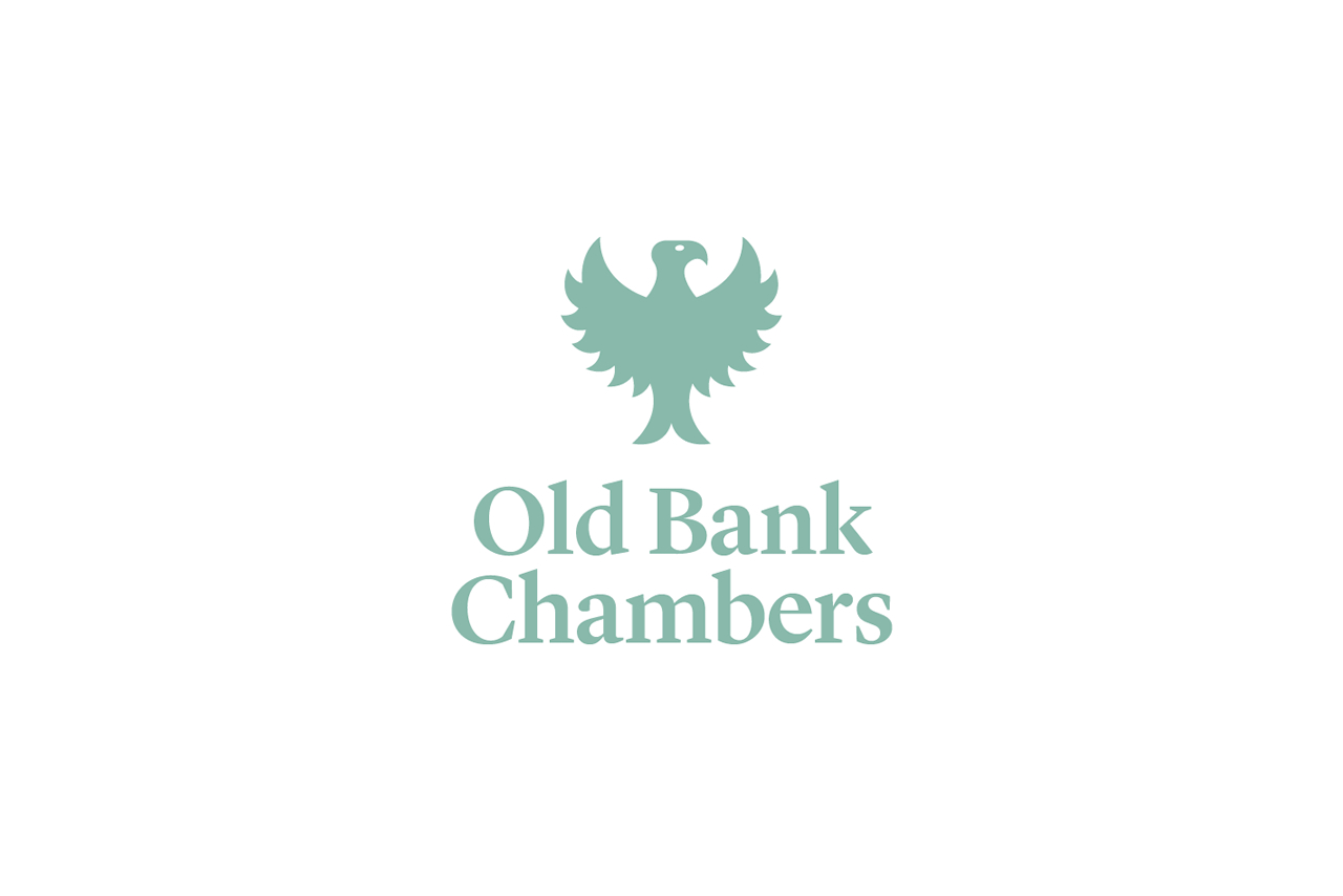 Old Bank Chambers Logo Design