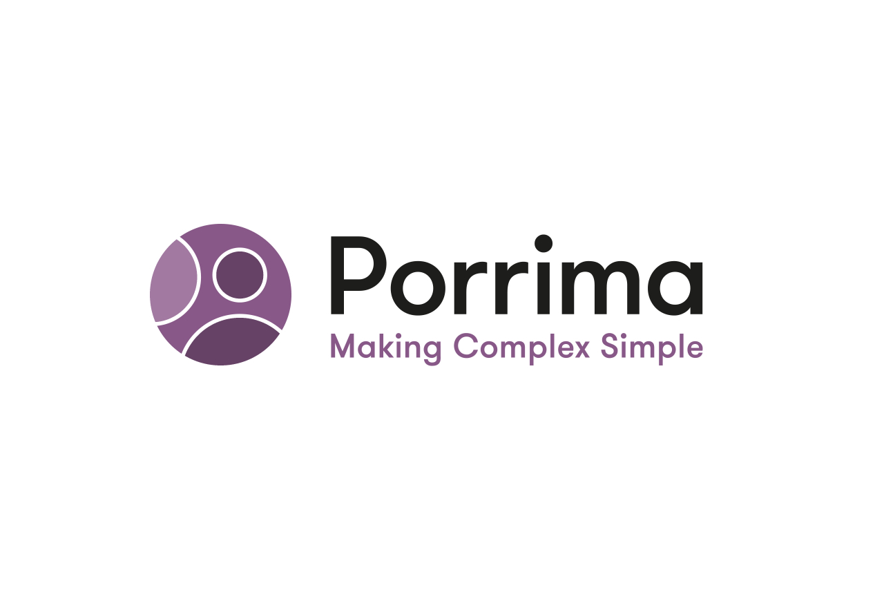 Porrima logo design
