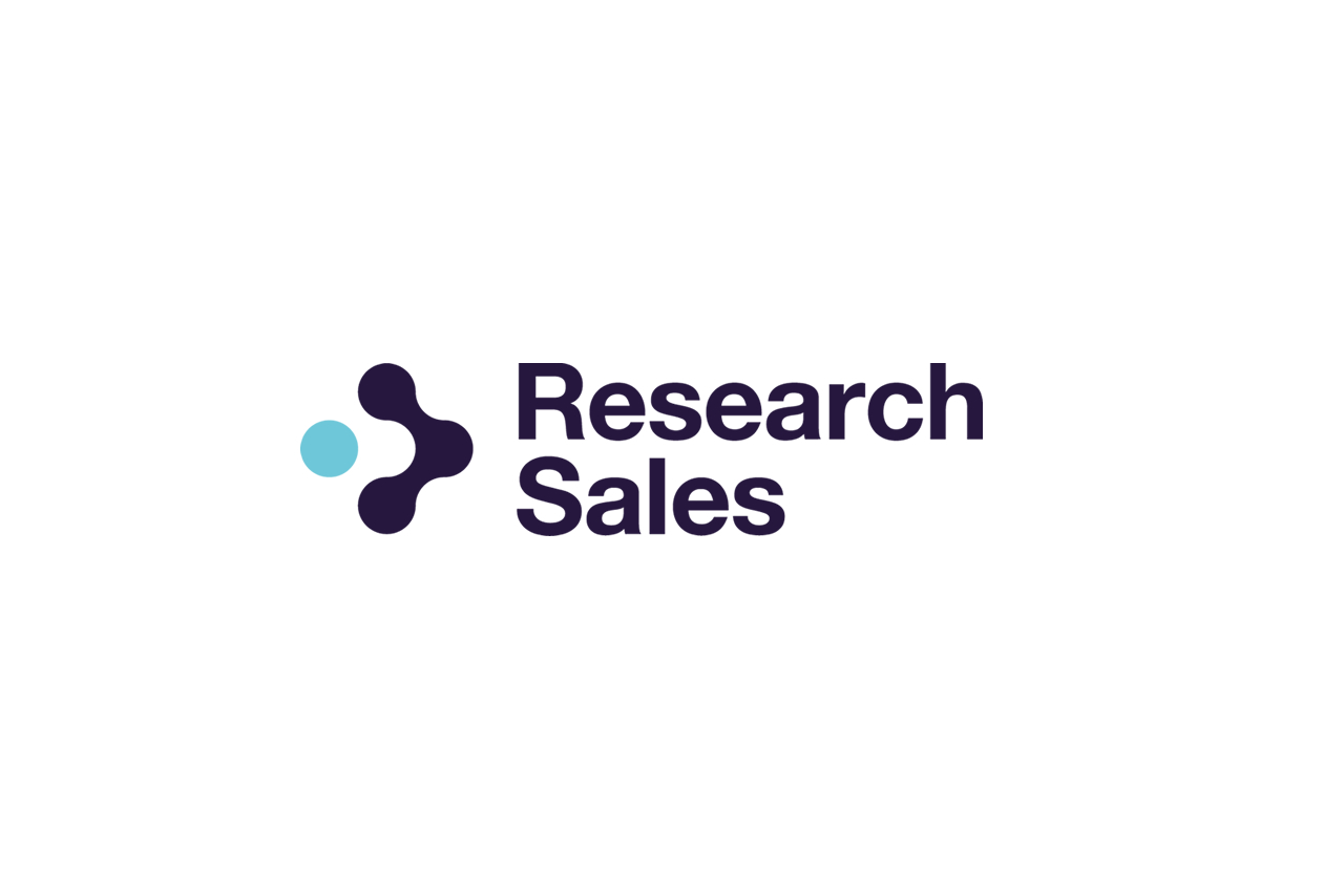 Research Sales Logo Design