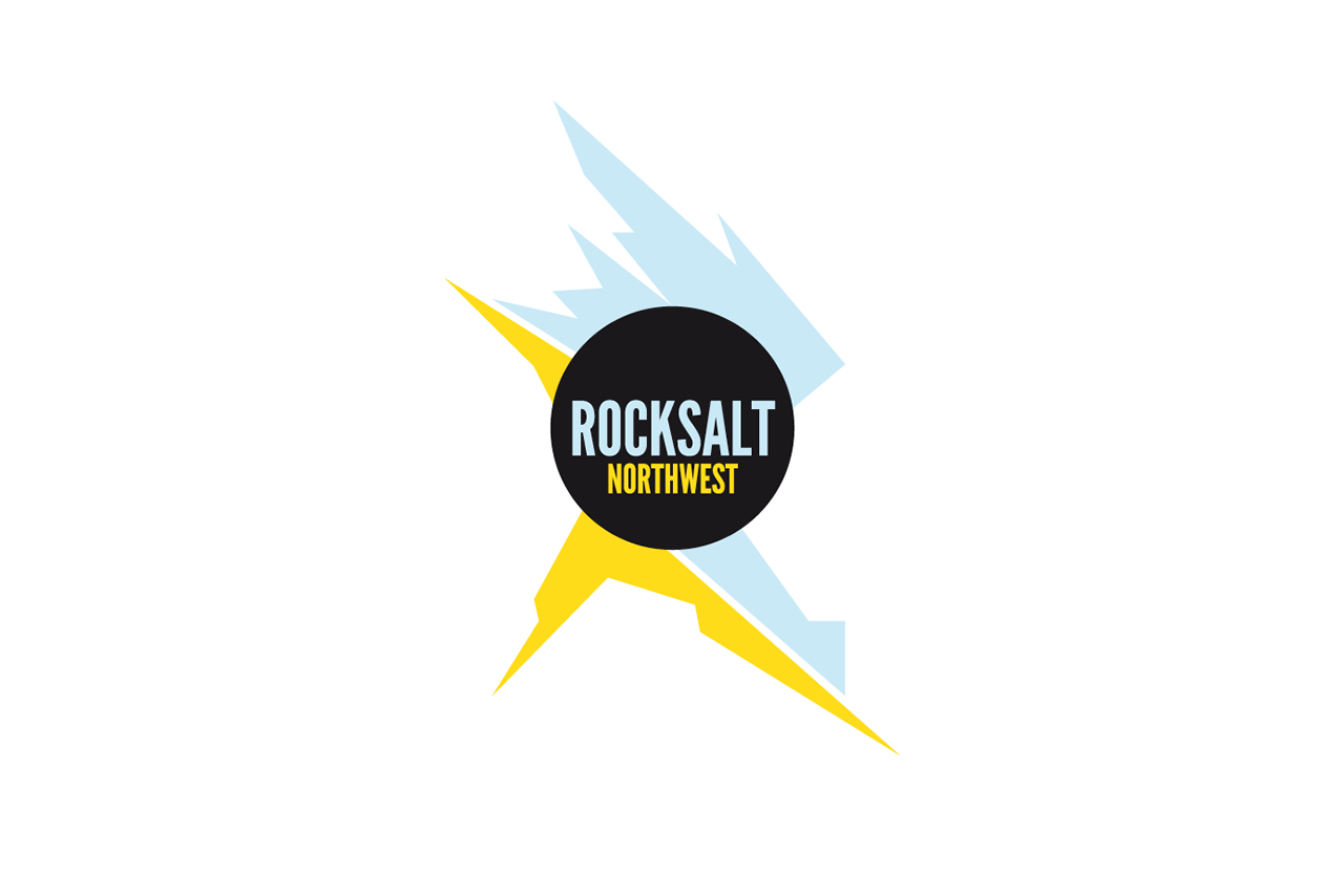 Rock Salt North West Logo Design