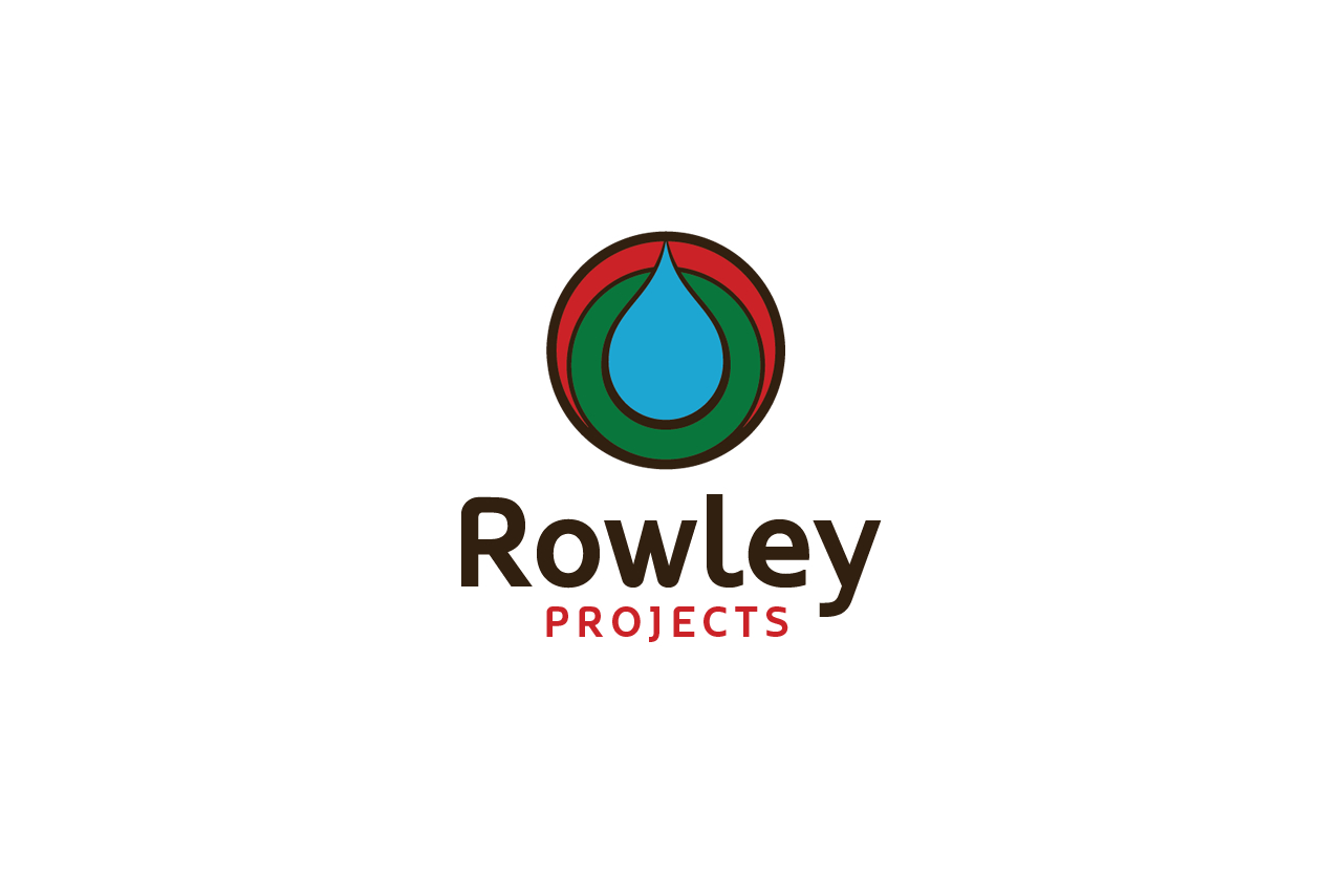 Rowley Projects Logo Design