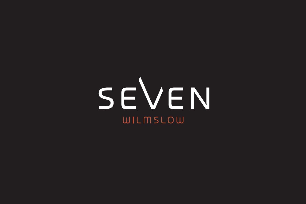 Seven, Wilmslow Logo Design