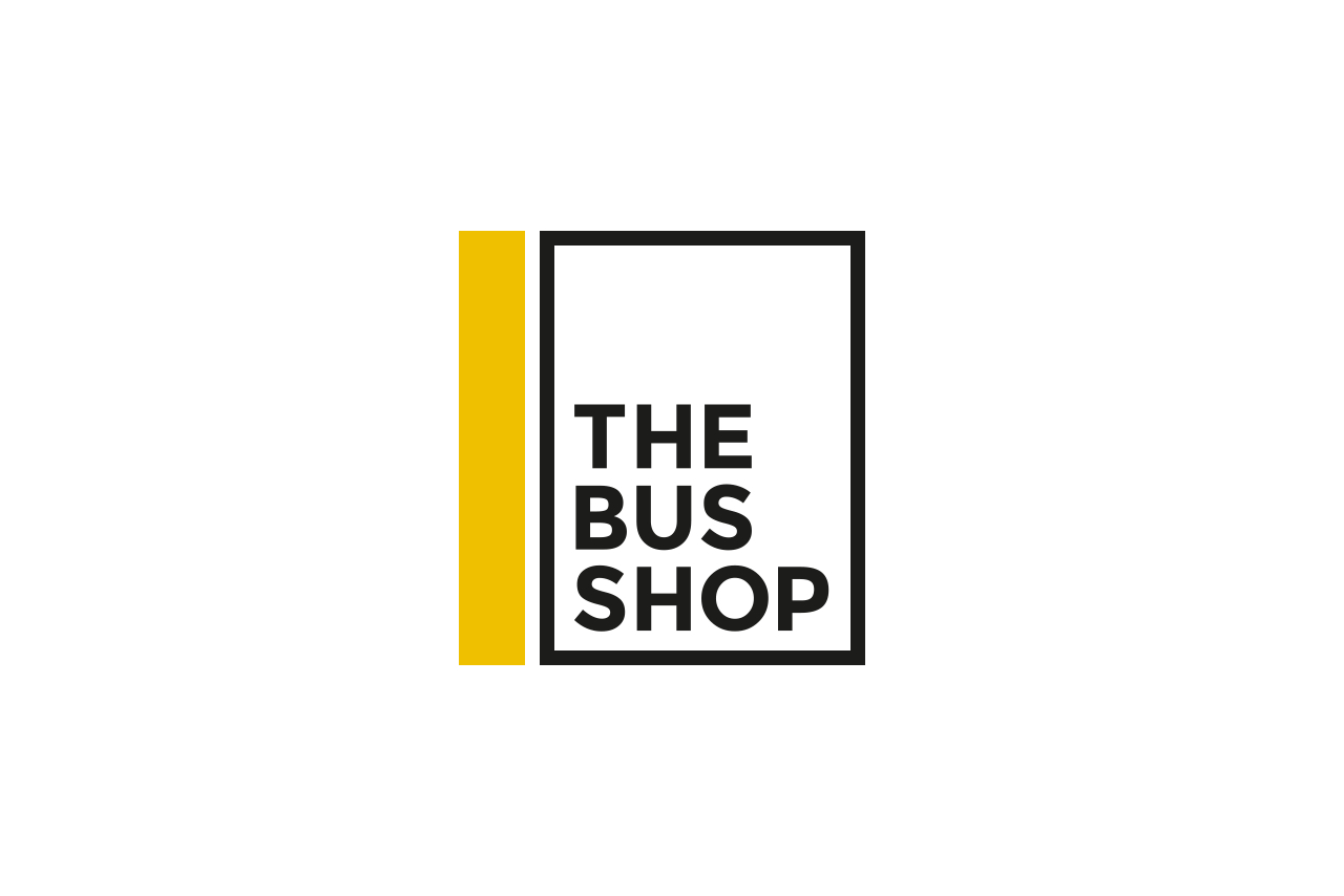 The Bus Shop Logo Design