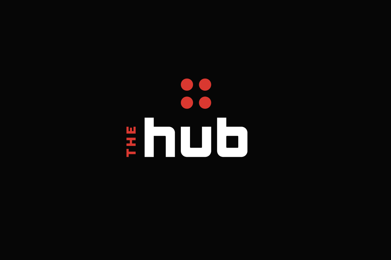 The Hub - Logo Design