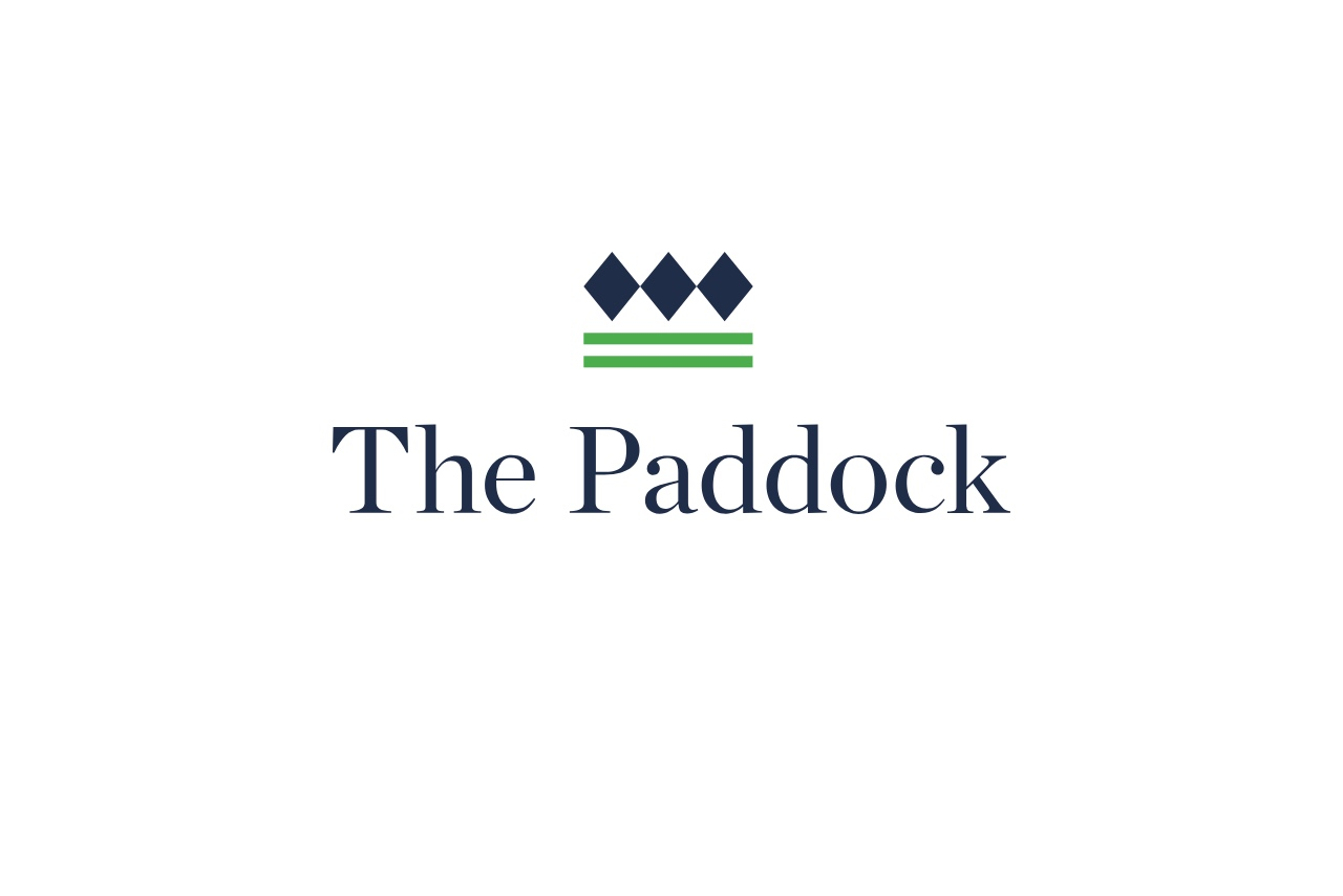 The Paddock Logo Design