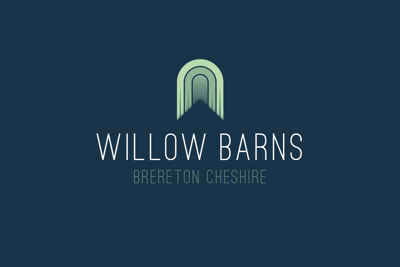 Willow Barns Logo Design