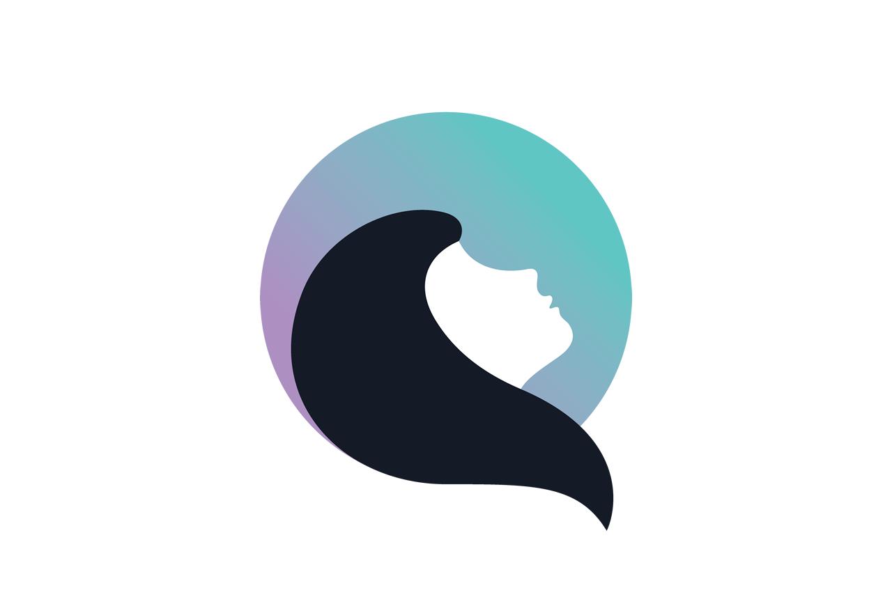 Beauty clinic logo design