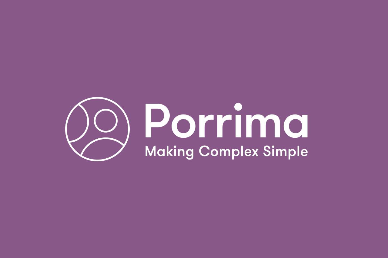 Porrima brand development