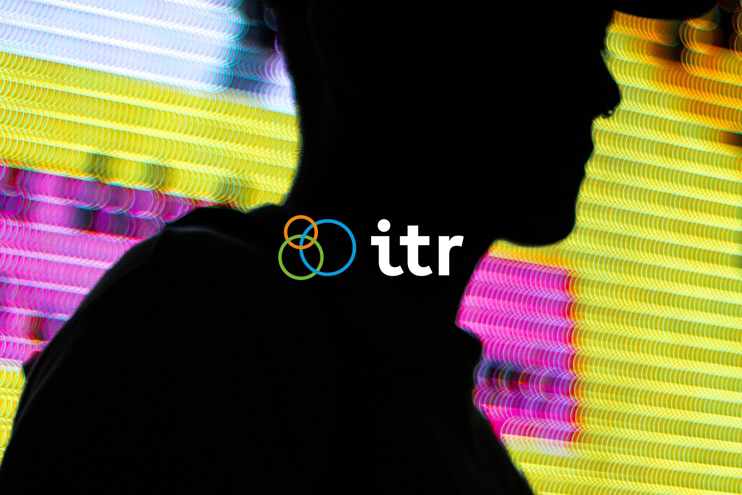 ITR logo design