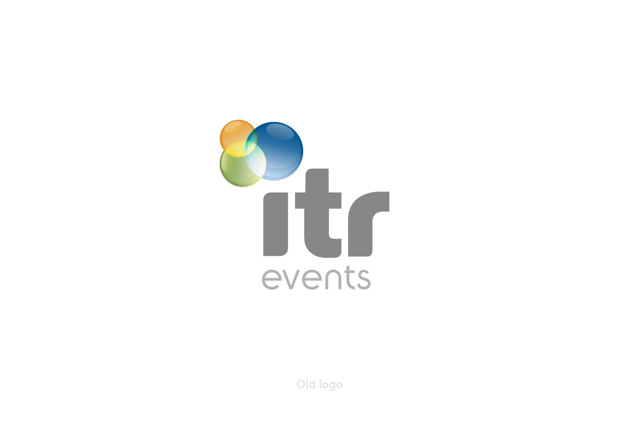 ITR rebrand old logo