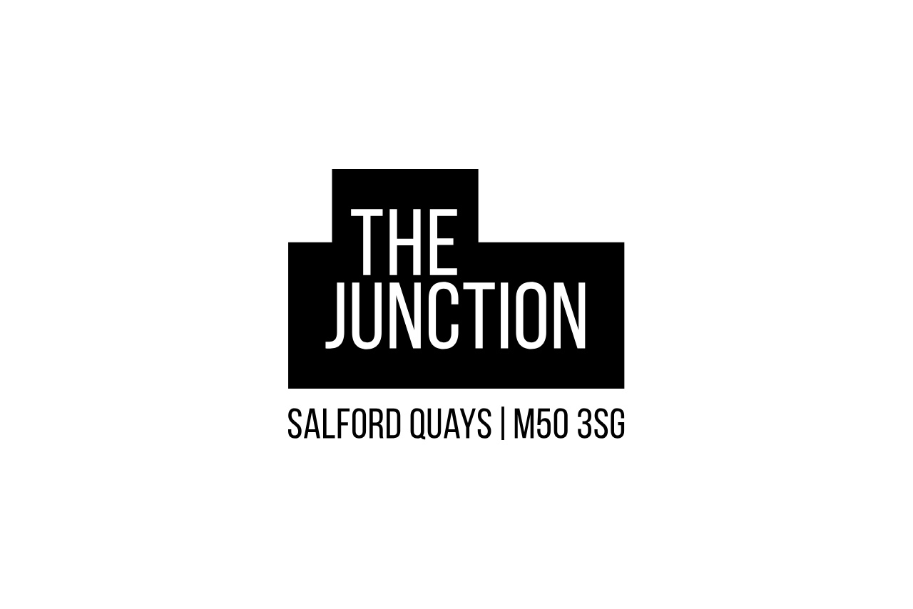The Junction - Salford Office Space - Logo Design