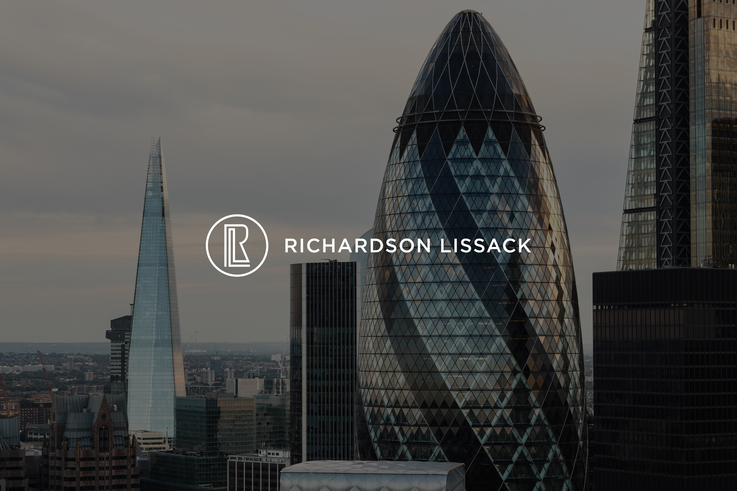 Richardson Lissack corporate identity