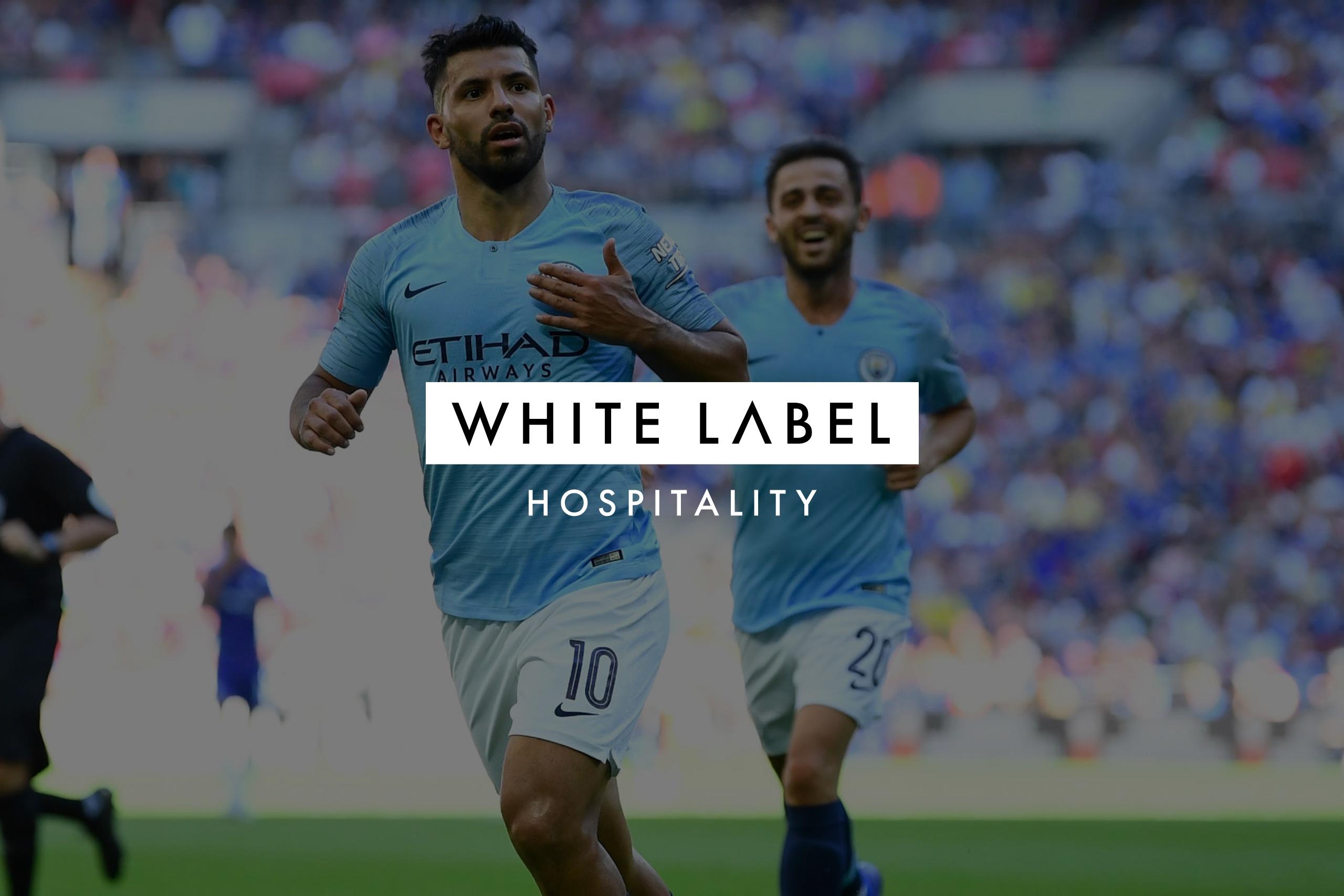 White Label Hospitality brand identity