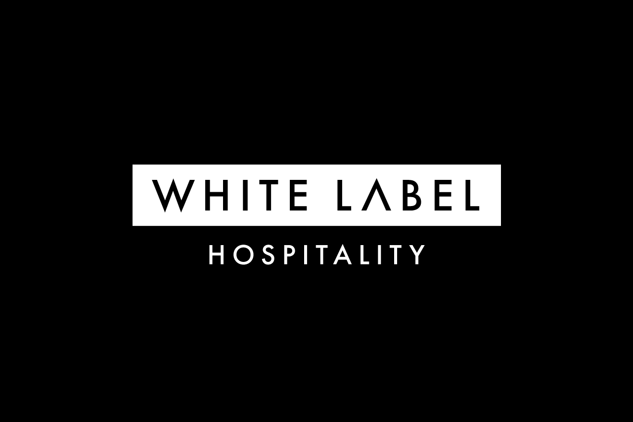 White Label Hospitality logo design