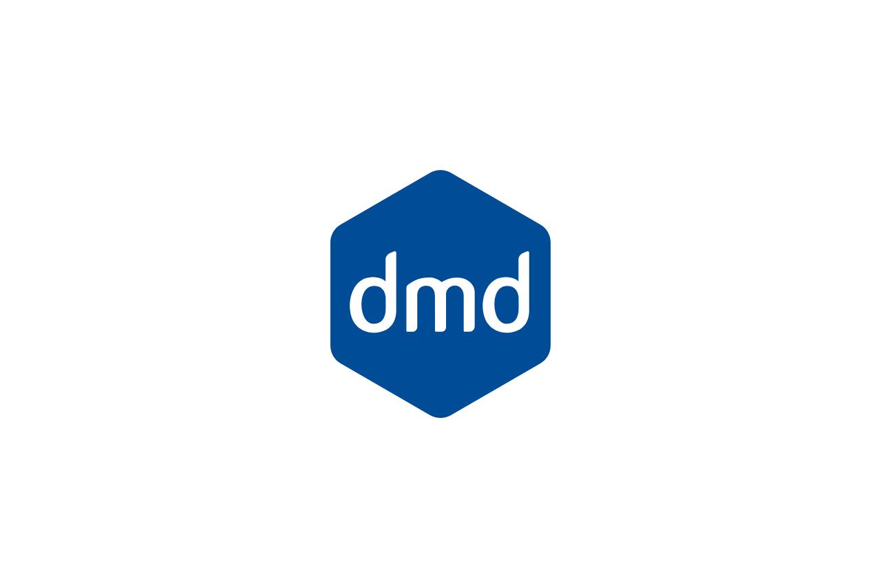 DMD logo design