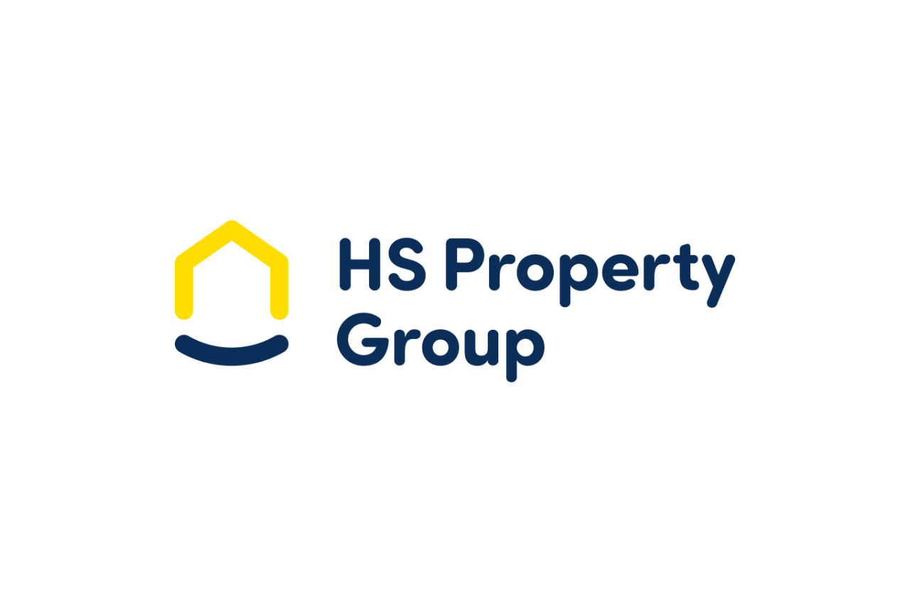 HS Property Group - Logo Design