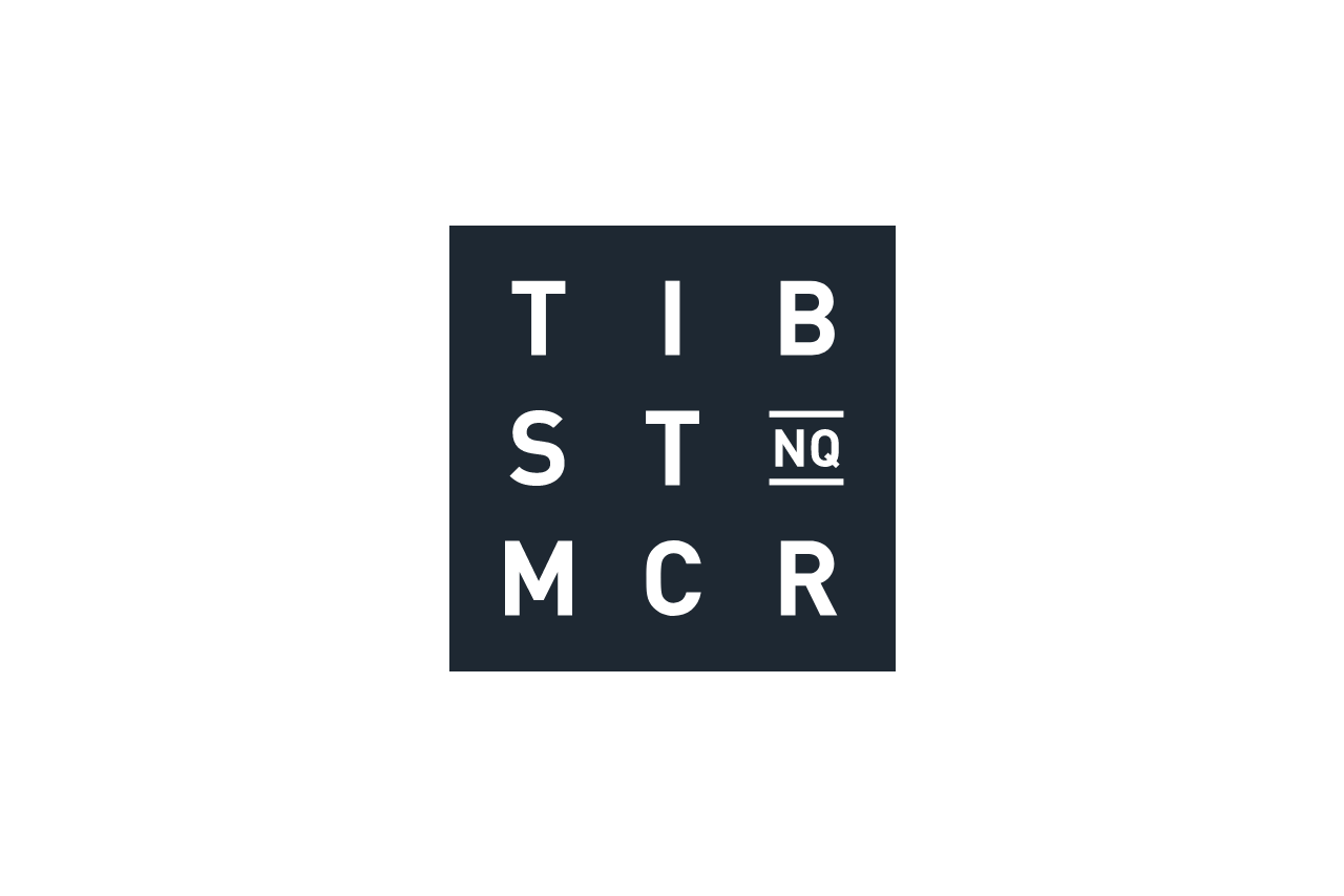 Tib Street NQ Manchester - Logo Design