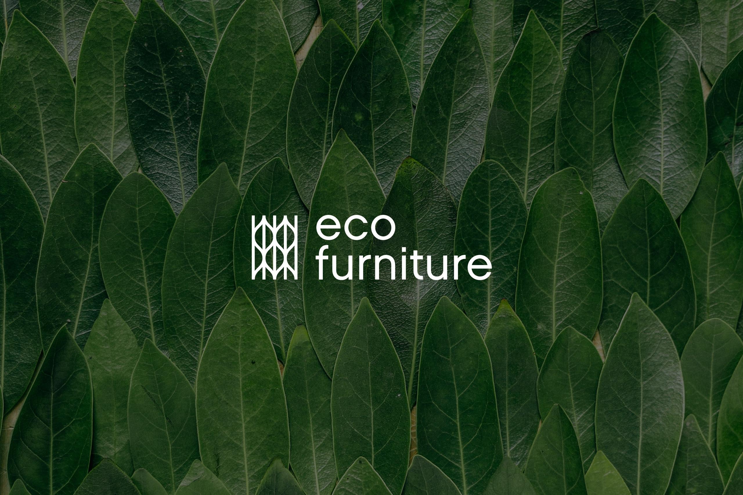Eco Furniture branding