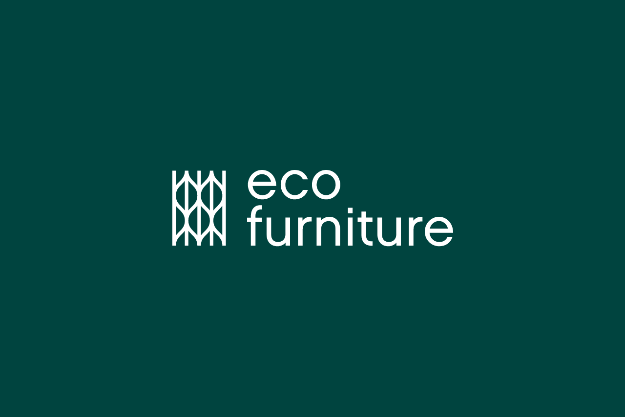 Eco Furniture logo design