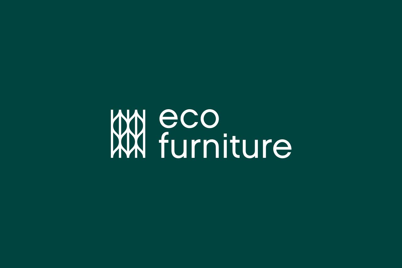 Eco Furniture logo design