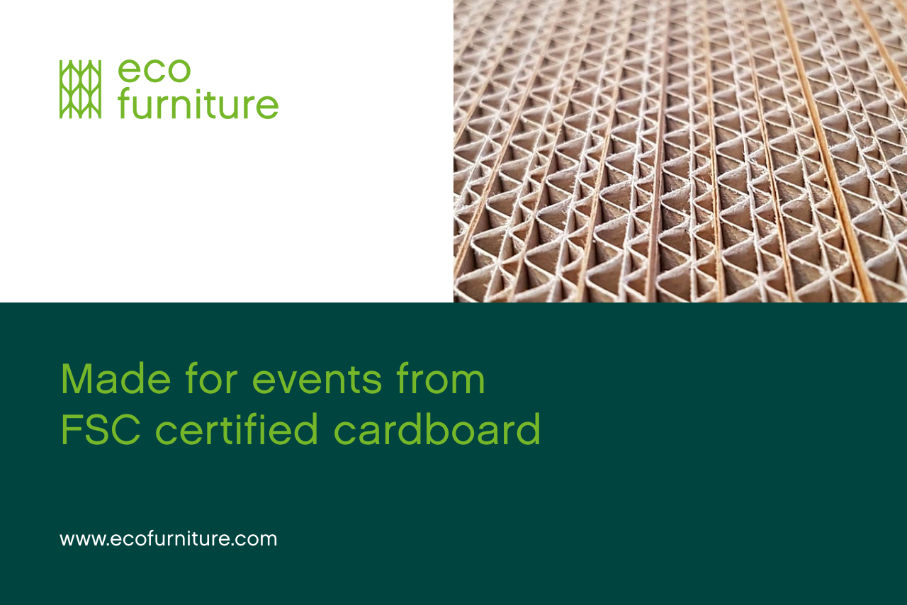 Eco Furniture FSC certified material