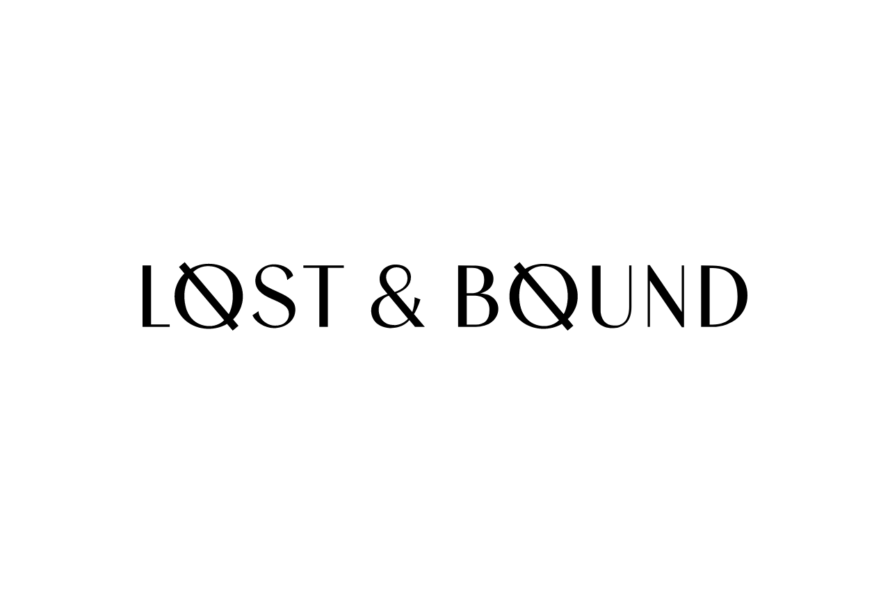 Lost & Bound - Clothing & Accessories - Logo Design