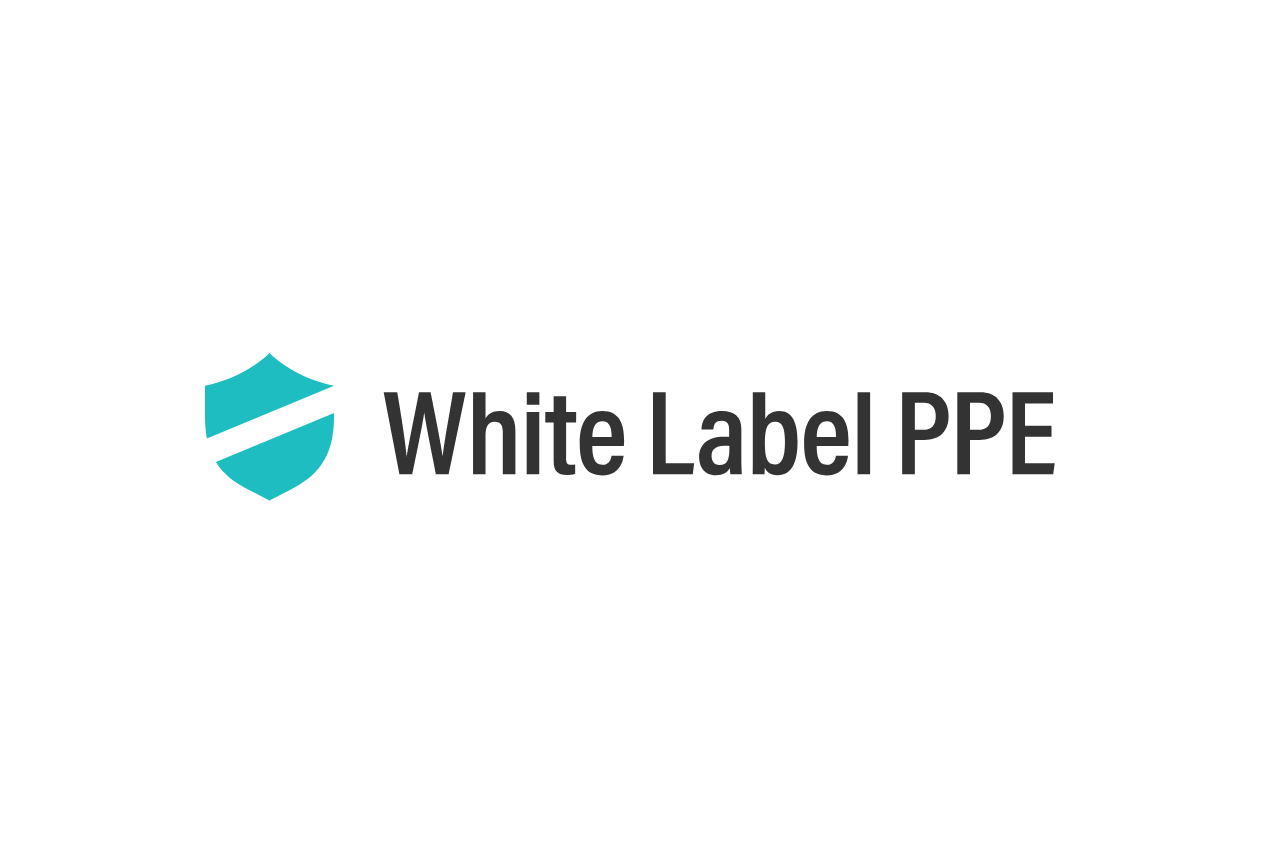 White Label PPE logo design