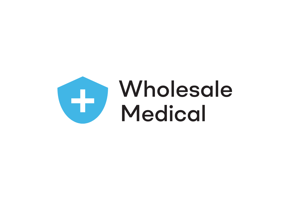 Wholesale Medical - Face Masks, Sanitiser & PPE - Logo Design
