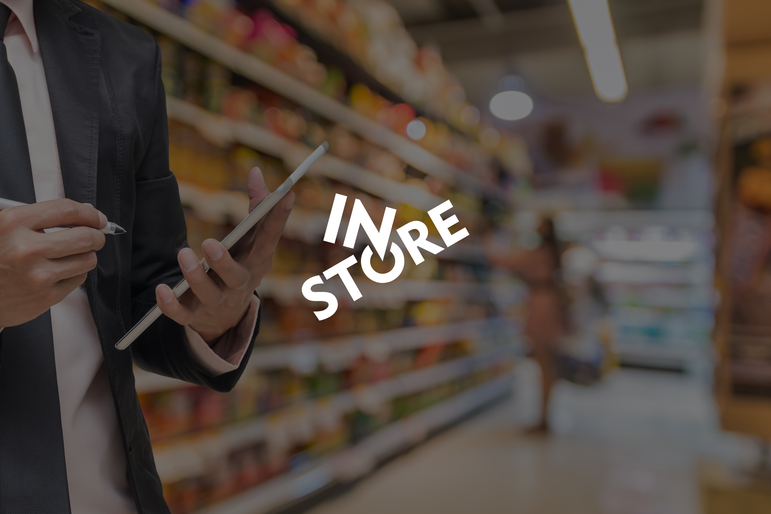 Instore - A specialist field marketing company at the heart of 5,000 retailers - Rebrand