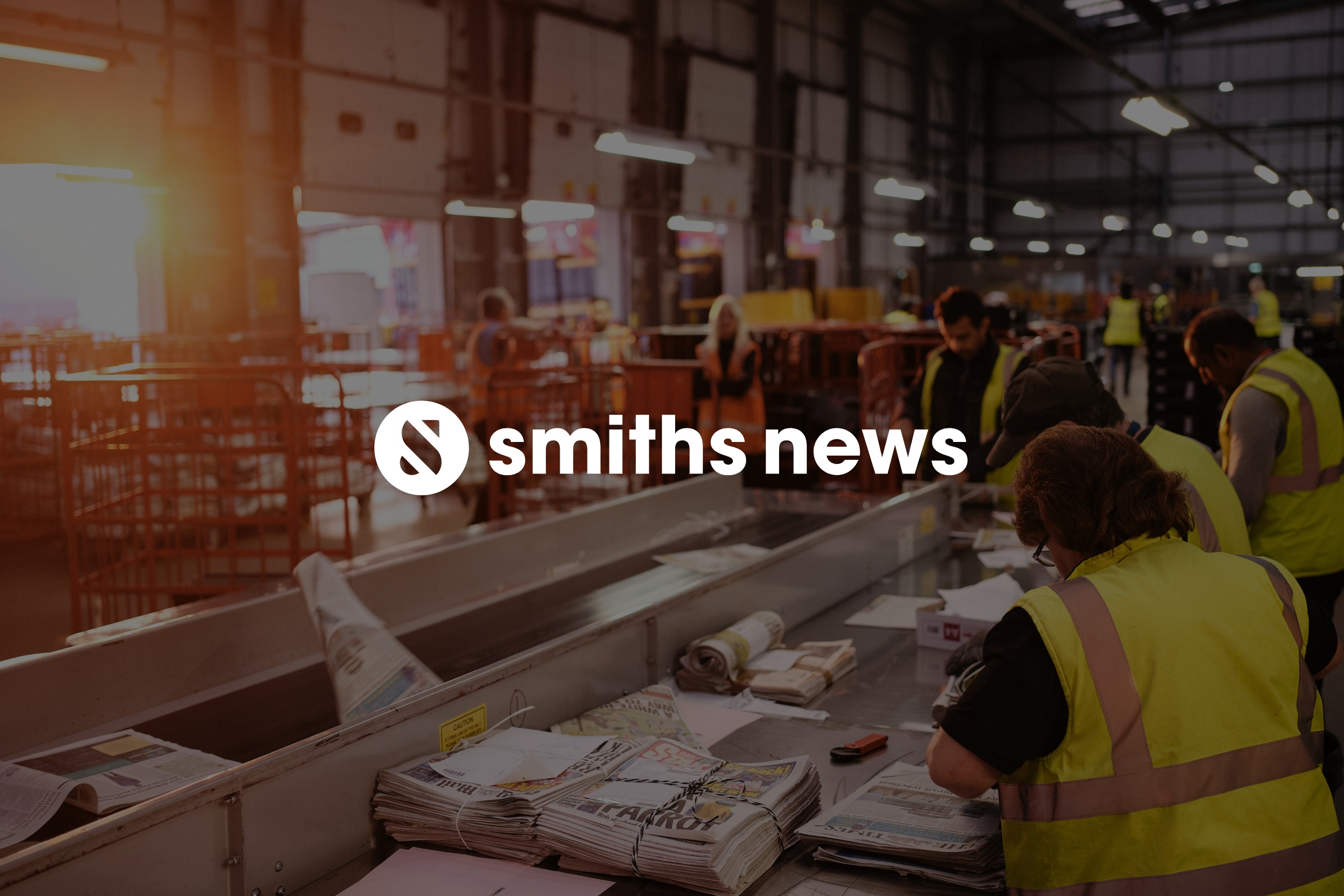 Smiths News - The UK's largest newspaper and magazine distributor - Rebrand